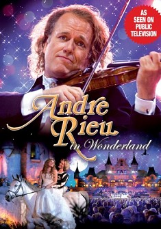 Andre Rieu - In Wonderland (dvd)