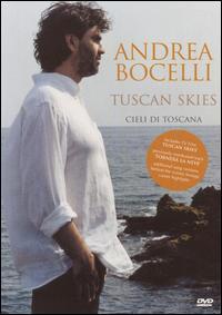 ANDREA BOCELLI - TUSCAN SKIES (DVD)