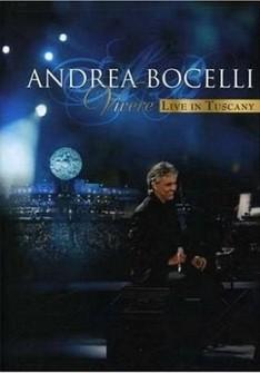 ANDREA BOCELLI - VIVERE - LIVE IN TUSCANY (DVD + Cd)