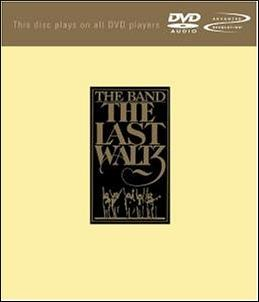 BAND THE - THE LAST WALTZ  (DVD-Audio)