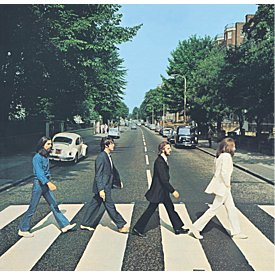 BEATLES THE - ABBEY ROAD [cd]