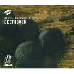 BEETHOVEN - PIANO CONCERTO NO1 and 5 'EMPEROR' (RPO\ROLL) (SACD)