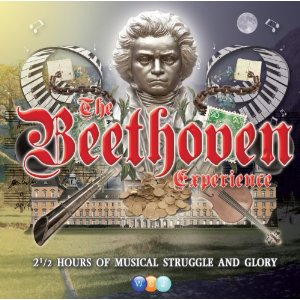 BEETHOVEN - BEETHOVEN EXPERIENCE (CD)