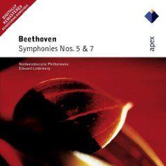 BEETHOVEN - SYMPHONICS NO.5 AND 7 [cd]
