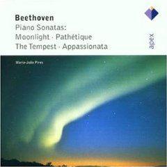 BEETHOVEN - Piano Sonatas [Pires] (cd)