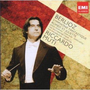 BERLIOZ HECTOR - SYMPHONIE FANTASTIQUE/ROMEO et JULIETTE (MUTTI) [cd]
