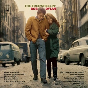 Bob Dylan - The Freewheelin' Bob Dylan (cd)