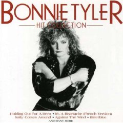 BONNIE TYLER - HIT COLLECTION