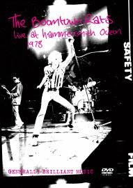 BOOMTOWN RATS THE -  LIVE AT HAMMERSMITH ODEON 1978 - (DVD)