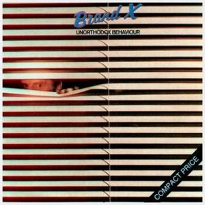 BRAND X - Unorthodox Behaviour (cd)