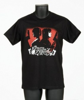 BULLET FOR MY VALENTINE  - 4 WORDS (Tricou)