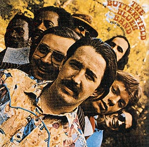 BUTTERFIELD BLUES BAND THE - KEEP ON MOVIN' (Remaster) - [cd]