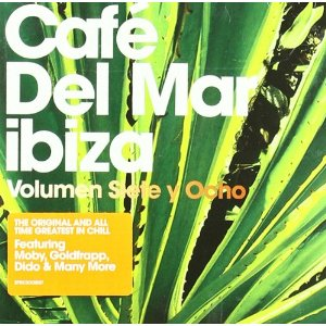 CAFÉ DEL MAR - Volumen 7 Y 8 (CD)
