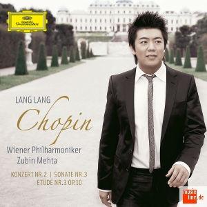 CHOPIN FREDERIC - KONZERT NR.2/SONATE NR.3 [LANG LANG/MEHTA/WP] (CD)
