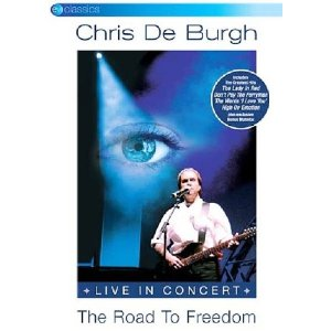 Chris De Burgh - Road To Freedom - Live (dvd)