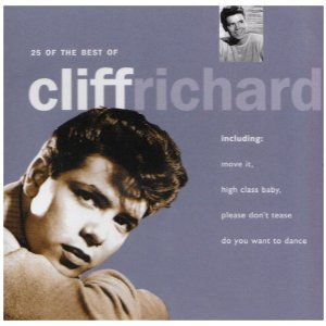 Cliff Richard - 25 Of The Best (cd)