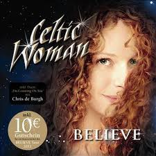 CELTIC WOMAN - BELIEVE (CD+DVD)