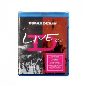 DURAN DURAN - A Diamond In The Mind (blu-ray)