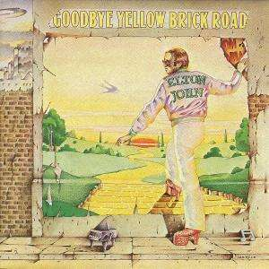 Elton John - Goodbye Yellow Brick Road [remastered 2014] (cd)