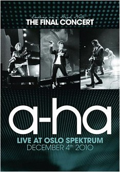 A-HA - ENDING ON A HIGH NOTE (DVD Licenta)