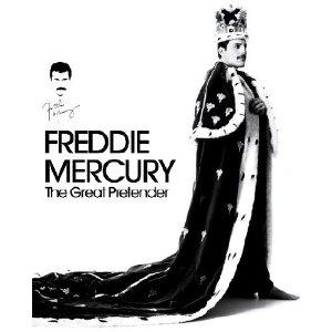 FREDDIE MERCURY - The Great Pretender (dvd)