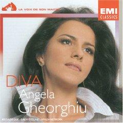 Gheorghiu Angela - Diva [Airs d'Operas Italiens et Francais] (cd)