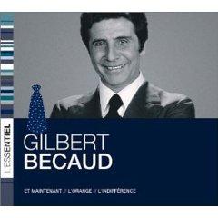GILBERT BECAUD - L'essentiel [digipack] (cd)