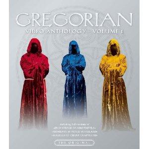 Gregorian - Video Anthology Vol.1 (blu-ray)