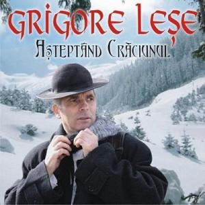 GRIGORE LESE - ASTEPTAND CRACIUNUL (cd)