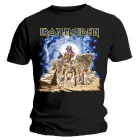 IRON MAIDEN - PURGATORY[SBIT - BEST OF] (tricou)