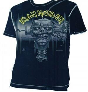 IRON MAIDEN - WATERMARK (tricou)