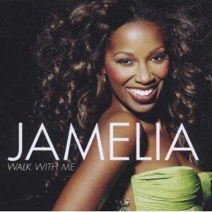 JAMELIA - Walk With Me (cd)