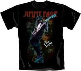 JIMMY PAGE - STORMTROOPER [Tricou]