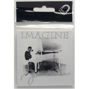 JOHN LENNON - IMAGINE [Fridge Magnet] (accesorii)