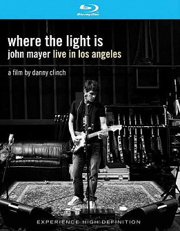John Mayer - Where The Light Is:J. Mayer Live In Los Angeles (blu-ray)