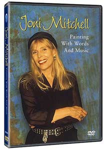 JONI MITCHELL - Painting With Words And Music (dvd)