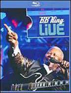 B.B. KING - BB KING LIVE (Blu Ray)