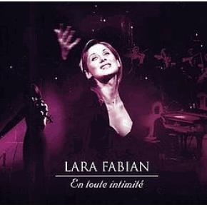 LARA FABIAN - EN TOUTE INTIMITE - LIVE (cd)
