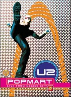 U2 - Popmart – Live From Mexico City [Limited. Ed.] (2dvd)