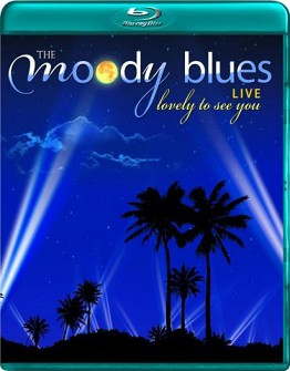 Moody Blues The - Lovely To See You - Live (blu-ray)
