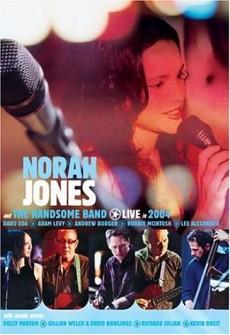 Norah Jones  & The Handsome Band - Live 2004 (dvd)