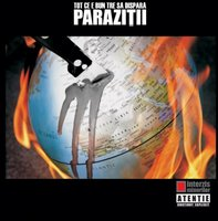 PARAZITII - TOT CE E BUN TRE SA DISPARA (cd)