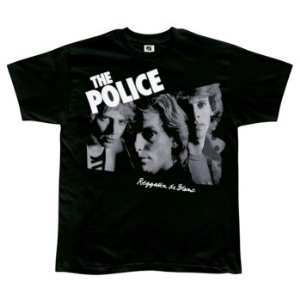 POLICE THE - Regatta De Blanc (tricou)