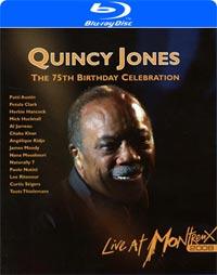 Quincy Jones - 75th Birthday Celebration (blu-ray)