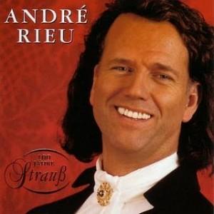 ANDRE RIEU - 100 Jahr Strauss (cd)