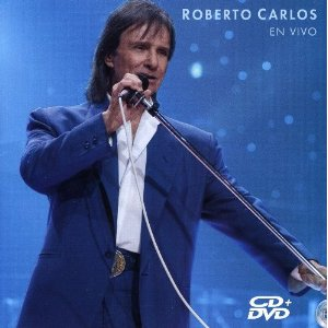 ROBERTO CARLOS - En Vivo! (cd+dvd)
