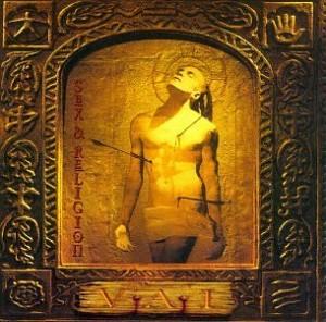 STEVE VAI - Sex & Religion (cd)
