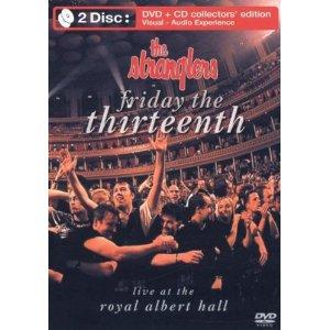 Stranglers - Friday The Thirteenth  (dvd+cd)