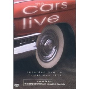 CARS The - Live 1979 (dvd)