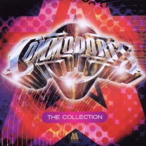 COMMODORES - THE COLLECTION (cd)